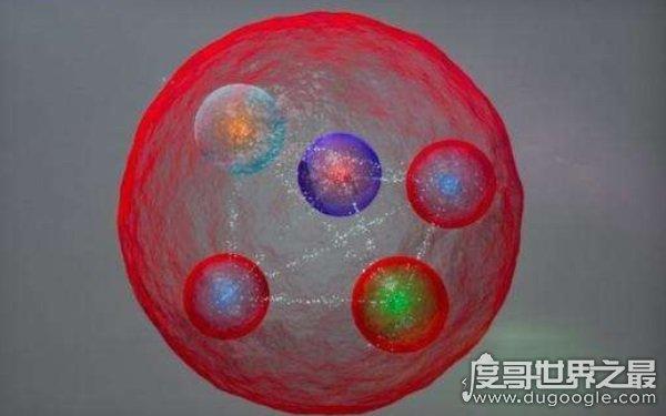 世界上最小的物質排名,科學發展取得最新成果(靈子最小)