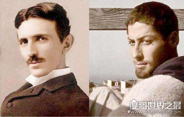 世界上最接近神的3個人,完全改變人類進化方向(但一人轉世)