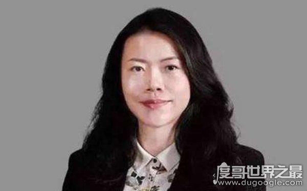 中国最有钱的十大女人,碧桂园董事杨惠妍居首位(有些为继承家业)