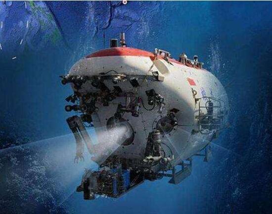 蛟龙号拍到的真实图片,在深海中发现多种未知海洋生物