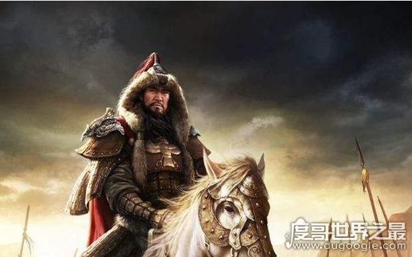 世界史上公认十大战神 每一位都很知名(成吉思汗排第一)