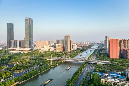 世界上最长的人工河流 中国古代三大工程之一京杭大运河