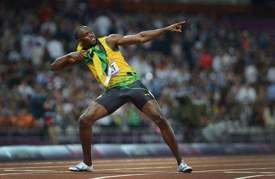 世界上能跑100米短跑9秒有多少人,100米跑得最快的5个人