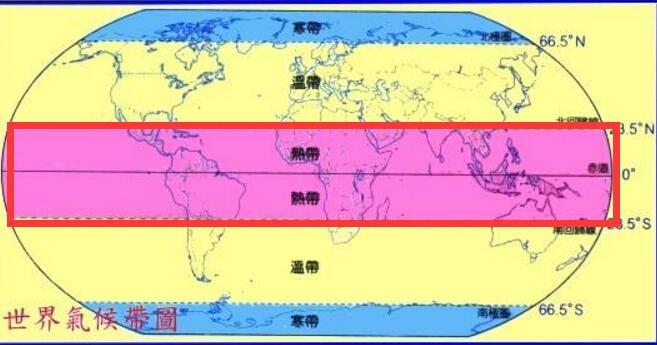 世界上什么地方不下雪,世界上从来不下雪的国家盘点