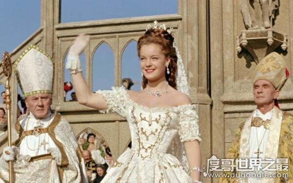 世界上最漂亮的五位皇后,均为红颜薄命(寿命最长者仅61岁)