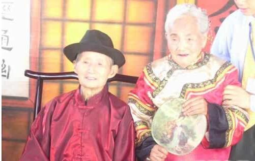 世界上结婚最久的夫妻,吉尼斯纪录为85年(其实是91年)