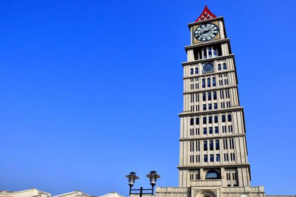 世界上最大的机械钟,赣州时钟直径达13米重达65.7公斤
