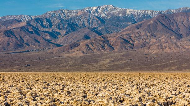 世界上有五大死亡谷,最出名的当属昆仑山死亡谷(地狱之门)