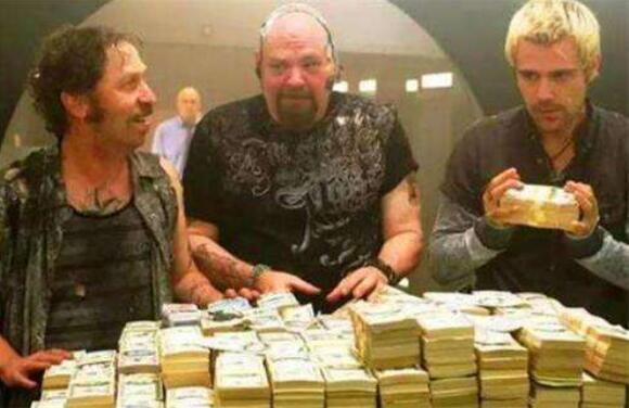 世界上最大的银行劫案,世界十大银行劫案(抢走30亿美金)
